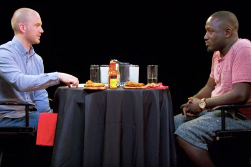 Watch Hannibal Buress Discuss 'The Eric Andre Show' and His Rap Career On 'Hot Ones'