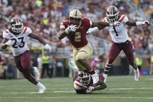 BC's AJ Dillon to skip senior season, declares for NFL draft
