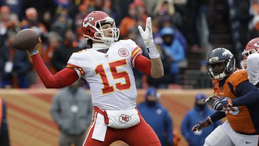 Chiefs 2018 season schedule released