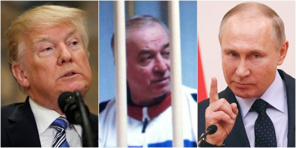 'What will it take?': Experts were floored by Trump's initial silence on Russia's attempt to assassinate a former spy in the UK