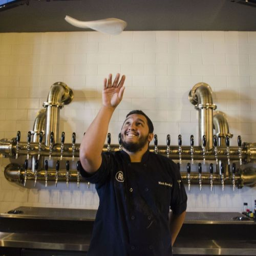 Mitch Rotolo Jr. of Rotolo's Craft & Crust Wins 2019 Young Entrepreneur of the Year Award