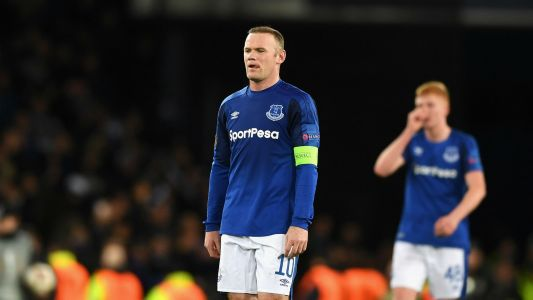 Rooney stands by Unsworth after humiliating defeat to Atalanta