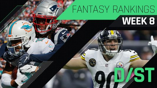 Week 8 Fantasy Rankings: Defense