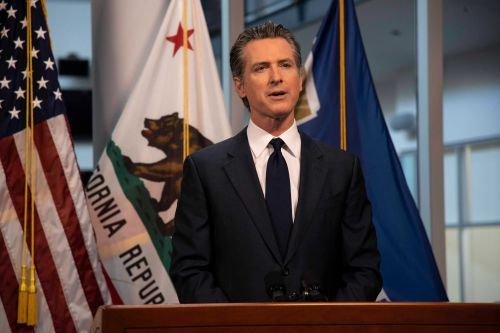 Gov. Newsom, family quarantines after exposure to CHP officer who tested positive