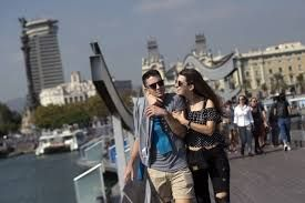 Spain sees record international tourist arrivals for fifth consecutive year