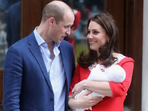 Here's why you probably won't be seeing much of Kate Middleton until October