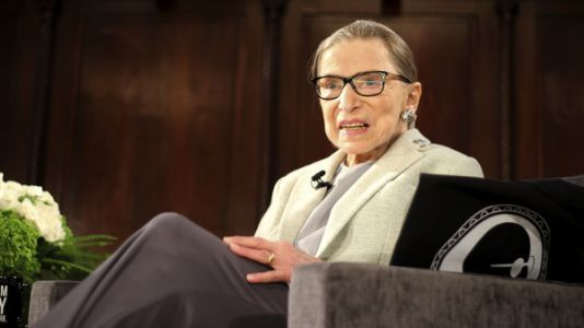 Supreme Court Justice Ruth Bader Ginsburg Released From Hospital
