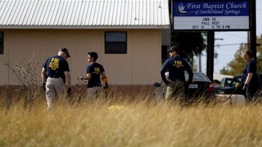 In Texas And Beyond, Mass Shootings Have Roots In Domestic Violence