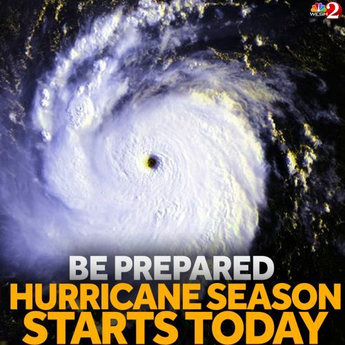 Hurricane season could be another active one, Colorado State University says