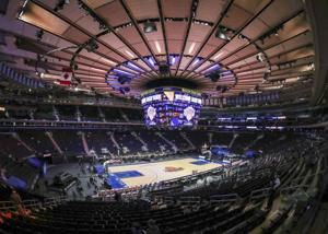 New York sports venues welcome back fans