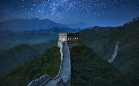 Airbnb to open new room atop the Great Wall of China