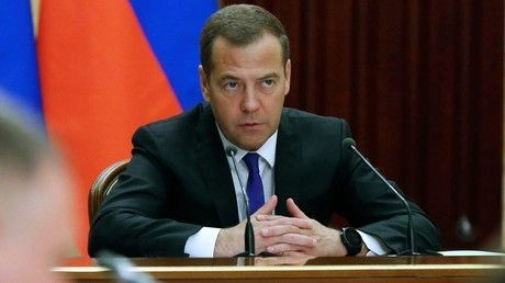 Medvedev orders to prepare anti-US sanctions similar to Europe and China's