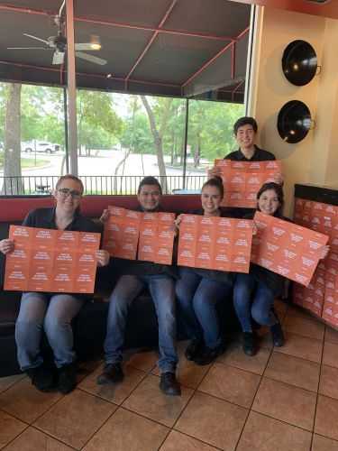 Mongolian Concepts Raises $50,000 For No Kid Hungry