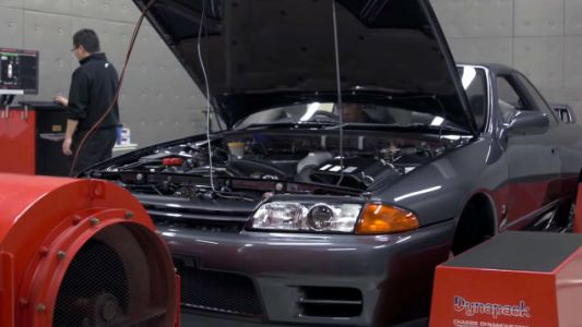 Nothing You Watch Today Will Be As Satisfying As This Video Of NISMO Restoring An R32 GT-R