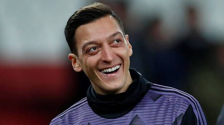 Arsenal £350k-a-week outcast Mesut Ozil 'agrees deal to terminate contract' as playmaker set to join Fenerbahce