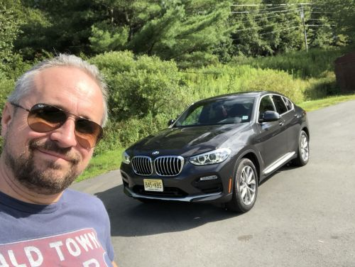 I drove a $58,000 BMW X4 'Sport Activity Coupe' on a 250-mile road trip - here's the verdict on this offbeat SUV