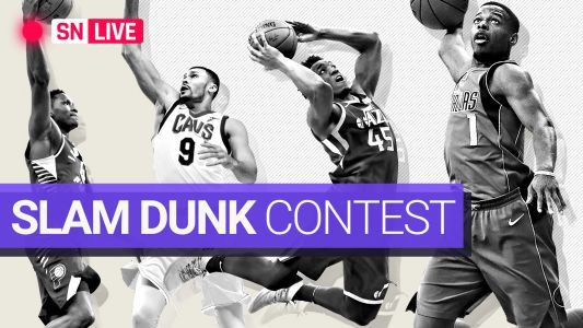 NBA All-Star 2018: Slam Dunk Contest updates, highlights, results