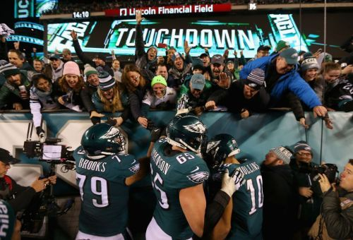 Eagles players and fans mocked the Vikings' 'Skol' chant during NFC Championship game blowout