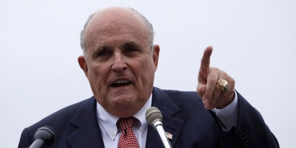Giuliani says Trump 'never spoke' with Cohen about his testimony, a day after asking 'so what?'
