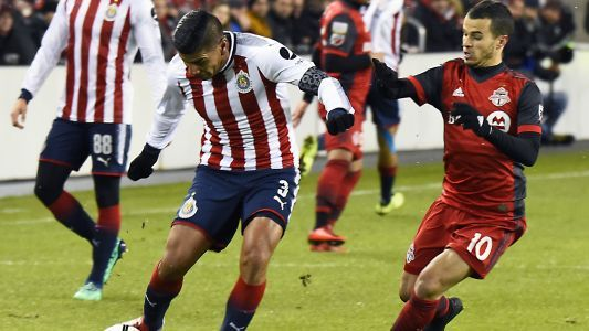 CONCACAF Champions League: Guadalajara secures first-leg win over Toronto