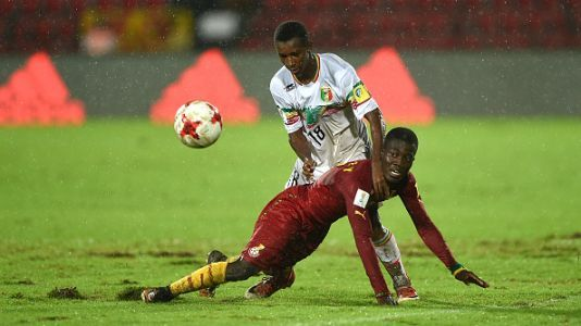 U17 World Cup: Mali 2-1 Ghana: Les Aiglonnets become first team to qualify for semifinals