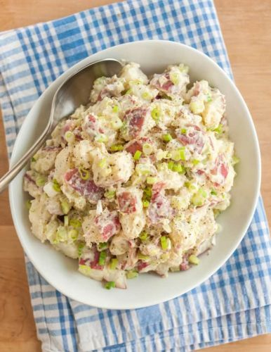 How To Make the Best Classic Potato Salad