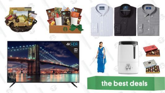 Sunday's Best Deals: TCL TVs, Humidifiers, A Die Hard Christmas, and More