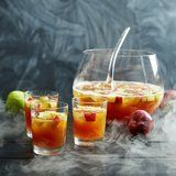 This Showstopping Halloween Sangria Only Calls For 3 Ingredients