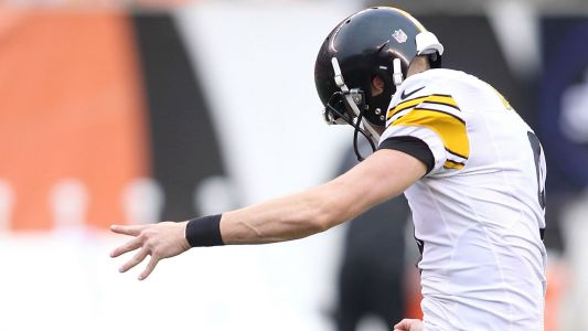 WATCH: Steelers' chance at game-tying field goal slips away