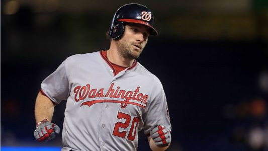 Nationals trade Daniel Murphy to Cubs, let Matt Adams go to Cardinals on waivers