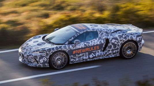 McLaren's Newest Car Isn't a Hyper Stiff Track Special, It's Cooler Than That