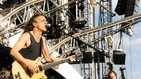 AC/DC co-founder & rock icon Malcolm Young dies aged 64