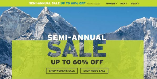 Eddie Bauer's Semi-Annual Sale Is Overflowing With Winter Wear