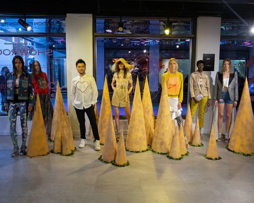 DRF On-Show London Fashion Week 2020