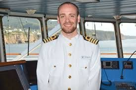 Griffiths joins as captain of Scenic Eclipse