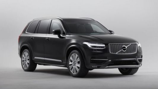 The Volvo XC90 Armored SUV Will Keep You in One Piece When Everything Goes to Shit