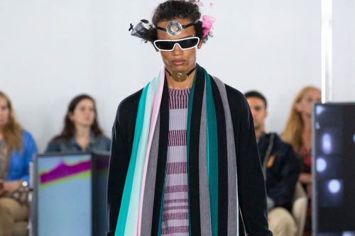 LOEWE Clashes Global Textiles for Nomadic SS20 Collection