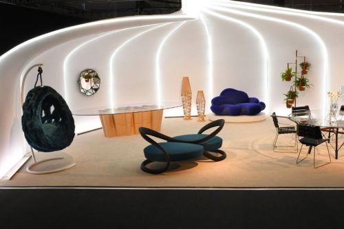Louis Vuitton Objets Nomades Debuts New Pieces for Design Miami/ 2018