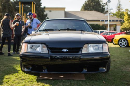 Buy Matt Farah's 1988 Fox Body Mustang SSP Because The Proceeds Go To Charity