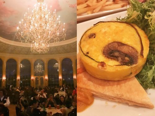 I ate at Disney World's most exclusive restaurant - here's why it didn't live up to the hype