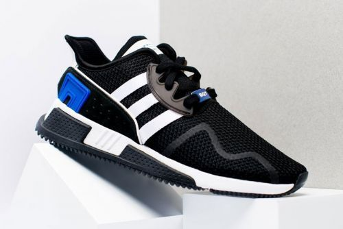 "Adidas EQT Cushion ADV Undergoes ""Black and Royal"" Makeover"