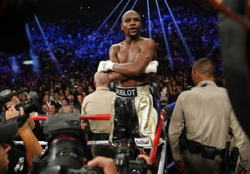 The 55 best-selling pay-per-view fight nights in history