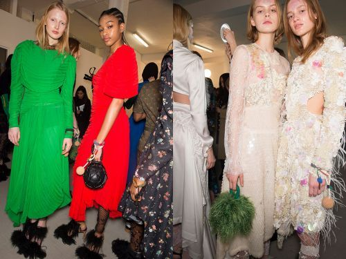 Why We Loved Preen By Thornton Bregazzi's Eco Feminist Collection