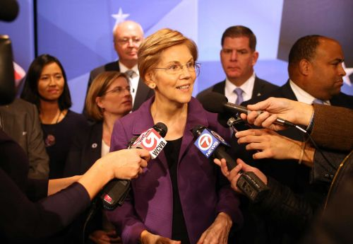 Sen. Warren unveils $640 billion college debt forgiveness plan