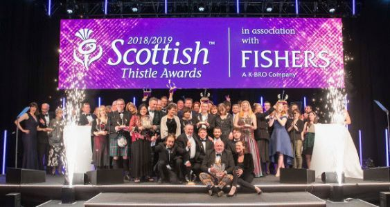 VisitScotland: Thistle be our Night!
