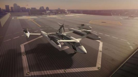 Uber relaunches contest for its first international flying taxi city