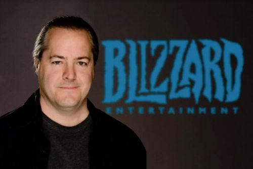 Blizzard president J. Allen Brack interview - Designing a company to last for generations