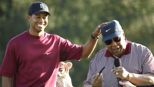 Masters 2019: Tiger Woods' win spoils his late father's prediction