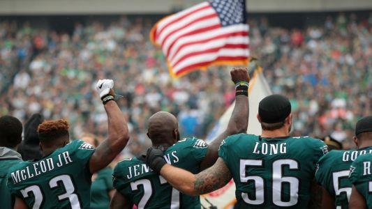 NFL fights back against President Trump by addressing anthem issue on its own time