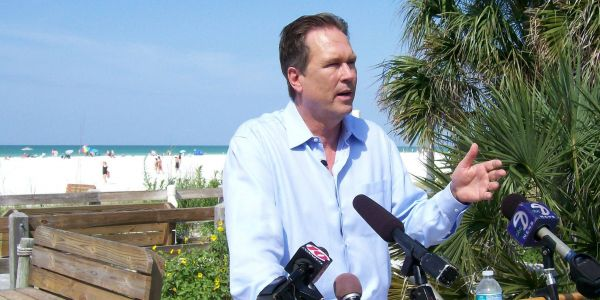 Rep. Vern Buchanan looks to retain his longtime seat against Margaret Good in Florida's 16th Congressional District
